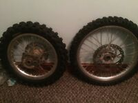 Ktm 85 small wheels