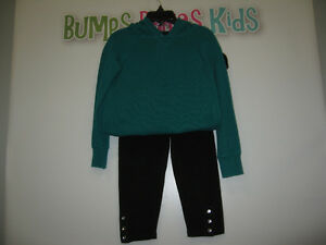 Girl's 4/5T (Gap) long sweater (Place) tight's London Ontario image 1