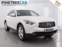 2013 INFINITI FX 3.0D Executive 5dr Auto