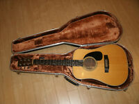 EXTREMELY RARE , 1979 MARTIN 7-28 SMALL BODY ACOUSTIC GUITAR
