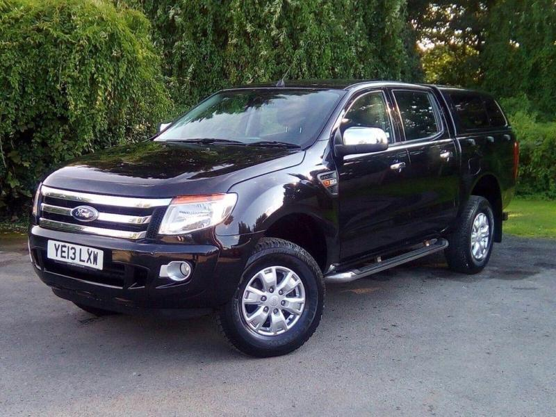 Ford Ranger 2.2 TDCi XLT Double Cab Pickup 4x4 4dr (EU5) DIESEL MANUAL 2013/13
