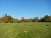 Three Waterfront Lots located directly on South Nation River.
