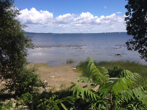 LAKEFRONT  Two Bedroom Cottage with private beach for sublet West Island Greater Montréal image 9