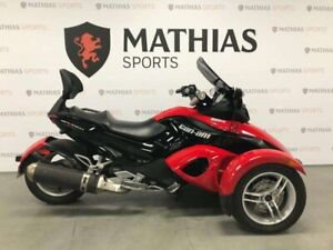 2009 CAN AM Spyder RS