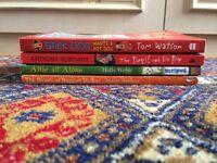 4 Interesting Books