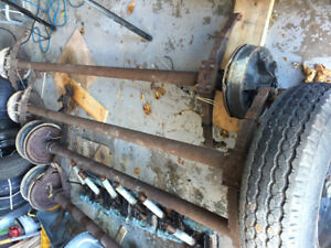 Trailer axles for sale