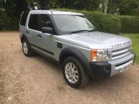 Land Rover Discovery 3 2.7TD V6 SE MANUAL