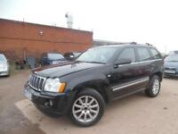 JEEP GRAND CHEROKEE OVERLAND 3.0 CRD V6 DIESEL AUTO