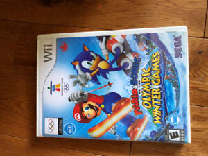 2012 olympic winter game for Wii