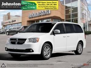 2019 Dodge Grand Caravan SXT Premium Plus 2WD
