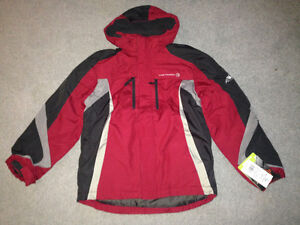 Brand New Boys 'Free Country' Winter Jacket - Size Large