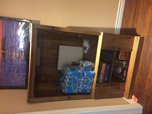Tv stand display unit