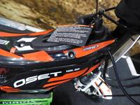 OSET 12.5 ECO Electric trials bike Motocross Oset main dealers