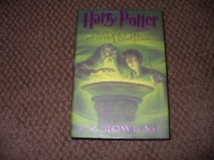 Harry Potter and The Half Blood Prince: US Edition