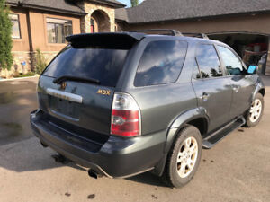 MDX Acura 2004 - Rare Gold Edition (Has EVERY option)