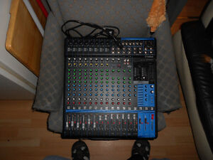 Yamaha MG16XU mixer sale or trade for mtb