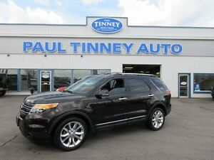 2013 Ford Explorer Limited 4WD Peterborough Peterborough Area image 10