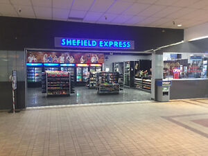 Franchise Opportunity - Shefield Express - Totem Mall