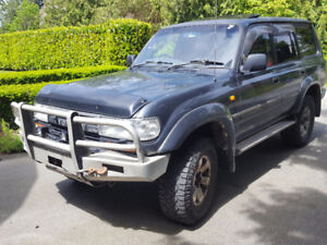 1991 Toyota Land Cruiser VX LTD