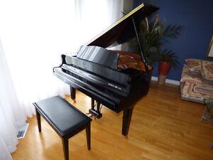 YAMAHA BABY GRAND PIANO GA1 IN AMAZING CONDITION!