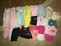 Newborn baby girl clothing +FREE items with purchase