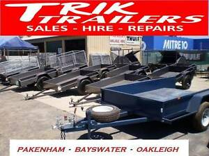 Trik Trailers Sale on Now 6x4 from only 550 Pakenham Cardinia Area Preview