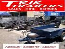 Trik Trailers Sale on Now 6x4 from only 550 Pakenham Cardinia Area image 2