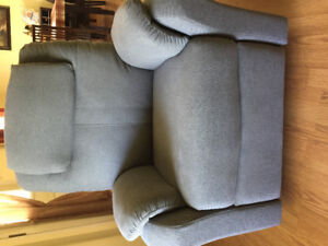 Divan+fauteuil inclinable