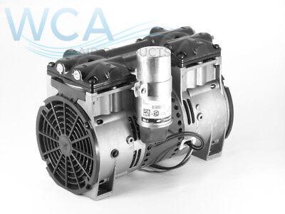 Thomas Motor 2685pe40 34hp Lake Fish Pond Aerator Pump Aeration Compressor