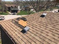 Professional roof repairs! Wind damage??   CALL Rob 905-441-3088