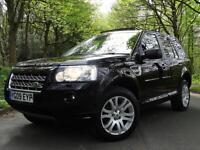 2009 (09) Land Rover Freelander 2 2.2Td4 auto HSE..TOP MODEL..VERY HIGH SPEC!!