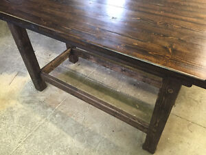 hand crafted softwood tables Stratford Kitchener Area image 2