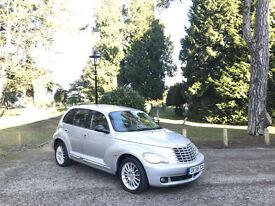 2008 Chrysler PT Cruiser 2.2 CRD Limited Turbo Diesel 5 Door Hatchback