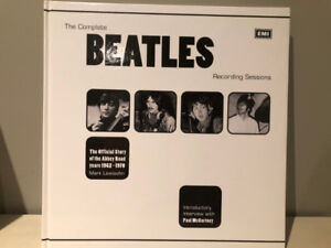 Beatles - The Official Story of the Abbey Road Years - Lewisohn
