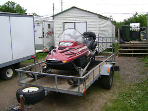 $3,800 OBO. ***2004 LEGEND 600 TWIN SKI-DOO LONG TRACK***