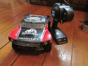 2 remote control cars, $100 takes the pair