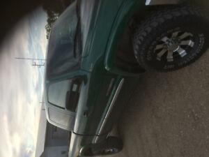 2000 GMC Sierra 2500 C/K Pickup Truck