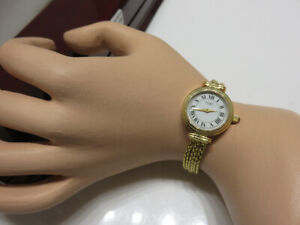 """Henry Birks & Sons"" trade marked Ladies 14kt Gold Wrist Watch"
