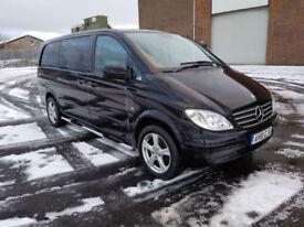 Mercedes-Benz Vito 115cdI Dualiner combi long wheelbase NO VAT