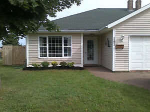 2 Bedroom Duplex with garage available July 01 and August 01st