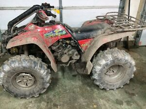 97 Yamaha wolverine part out