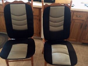 Multi use chair pads