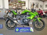 Kawasaki Z250 (BR 250 EFF) at Penrith Motorcycles