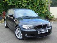 2010 60 BMW 1 SERIES 2.0 118D M SPORT 5D DIESEL