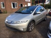 2006 Honda Civic - Breaking for Spares / Parts