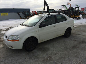 2006 Pontiac Wave Berline