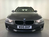 2015 BMW 320D BUSINESS EFFICIENT DYNAMICS DIESEL ESTATE 1 OWNER SERVICE HISTORY