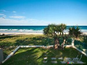 Beachfront Holiday House Gold Coast Mermaid Beach Gold Coast City Preview