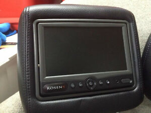 Systeme DVD pour auto
