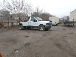 2005 Ford Tow Truck